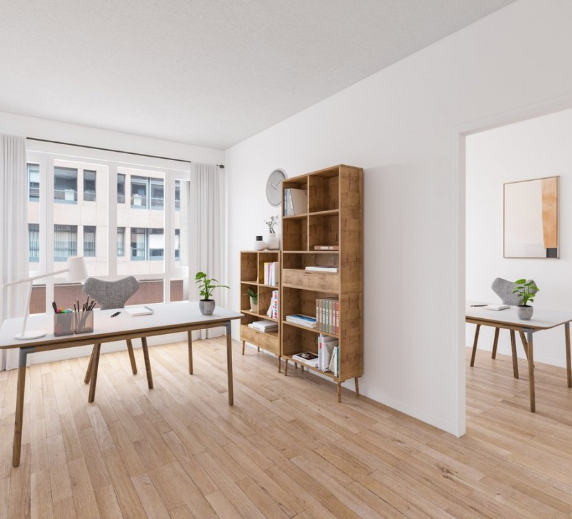 Acacias-Genève Bureaux au 1er étage d\'env. 133 m2Acacias-Genève Offices on the 1st floor of approx. 133 m2