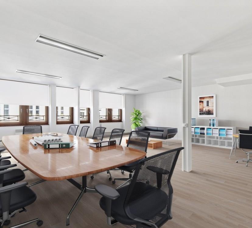 Bureaux d\'environ 110 m2 au 2ème étageOffices of around 110 m2 on the 2nd floor