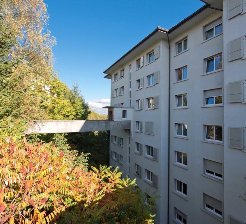 Appartement 3 pièces 3ème étage