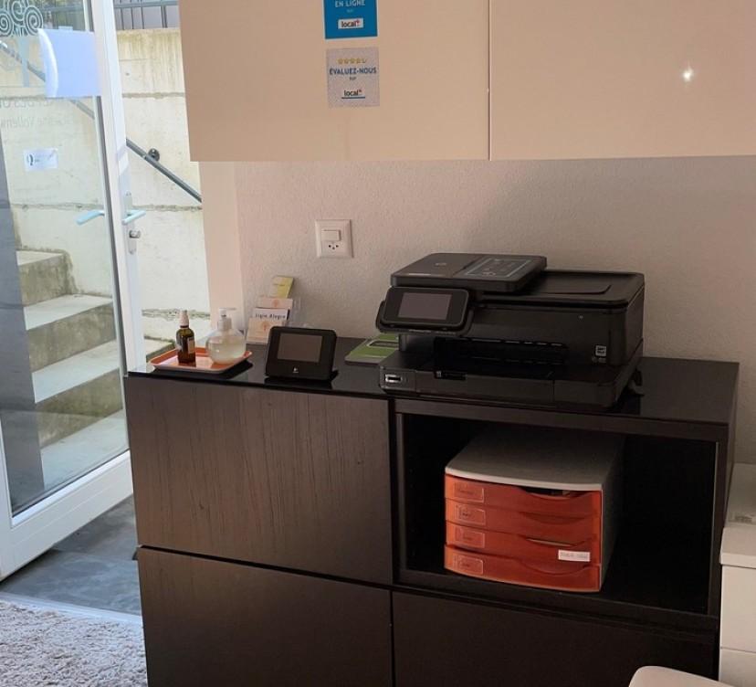 GIVISEZ - Cabinet / Bureaux d\'env. 40m2