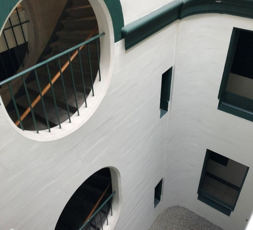 1.5 pièce au 5ème étage - env. 22 m2
