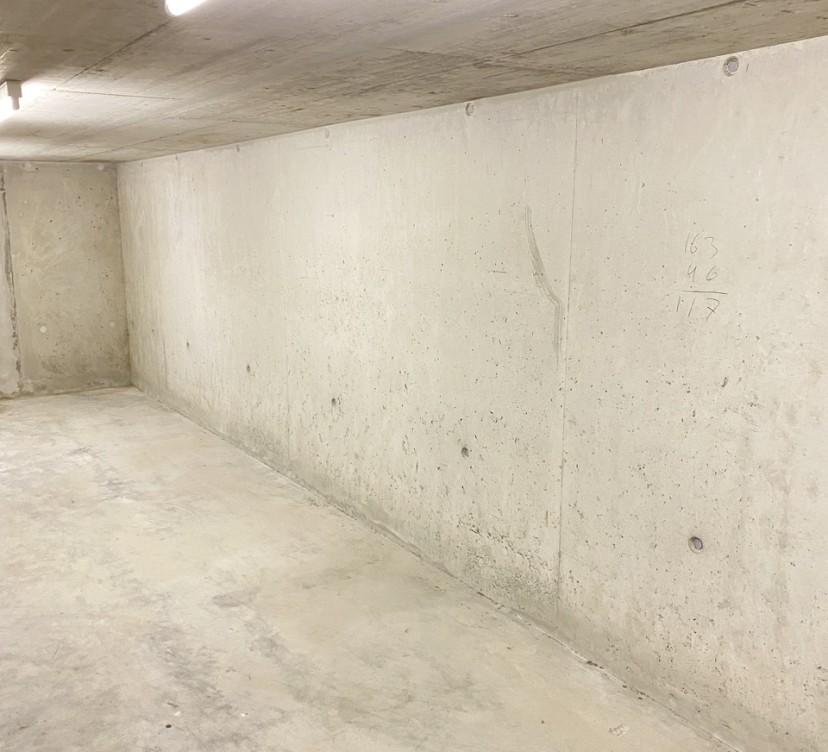 Dépôt 1er sous-sol