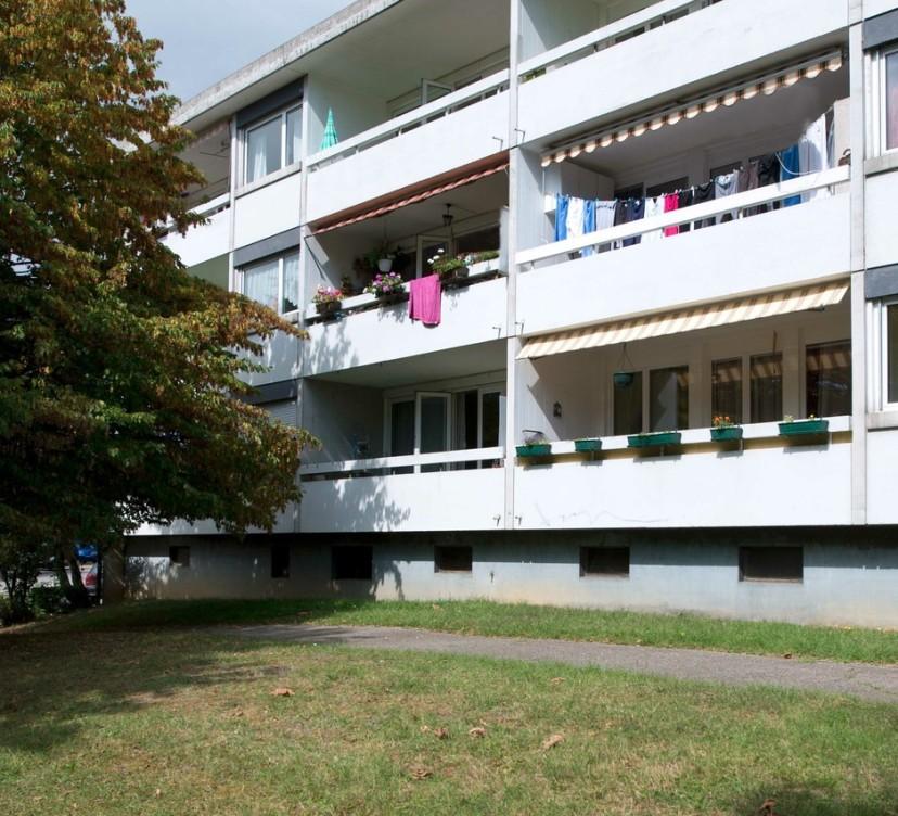 Appartement de 5 pièces au 2ème étage