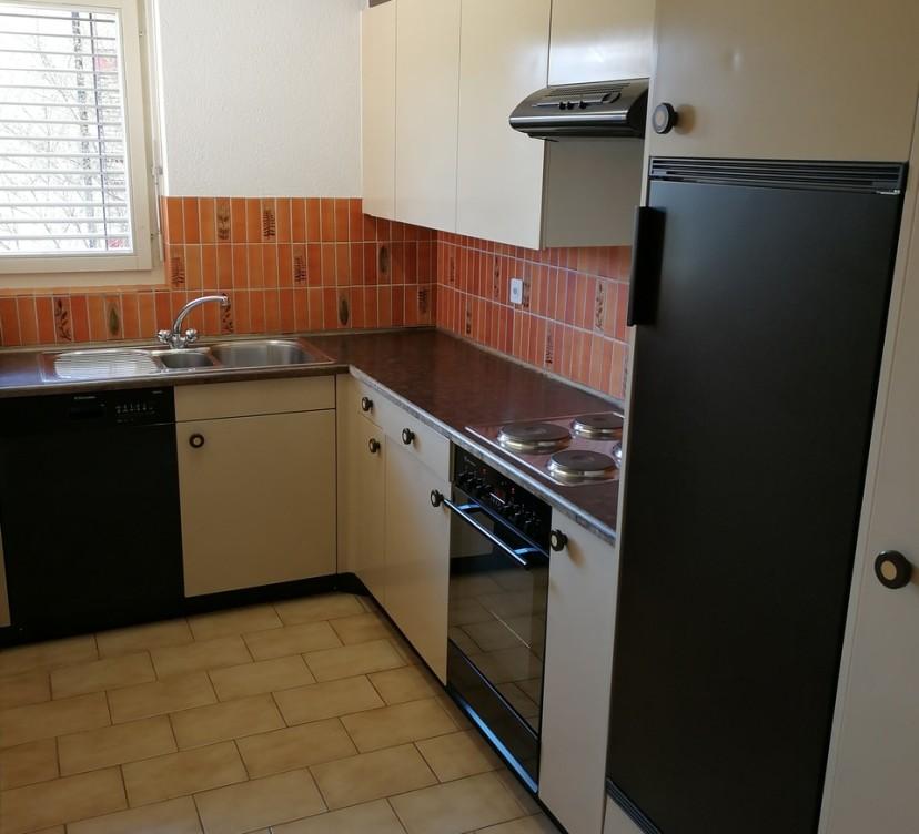 Appartement 3.5 pièces rez-supérieur