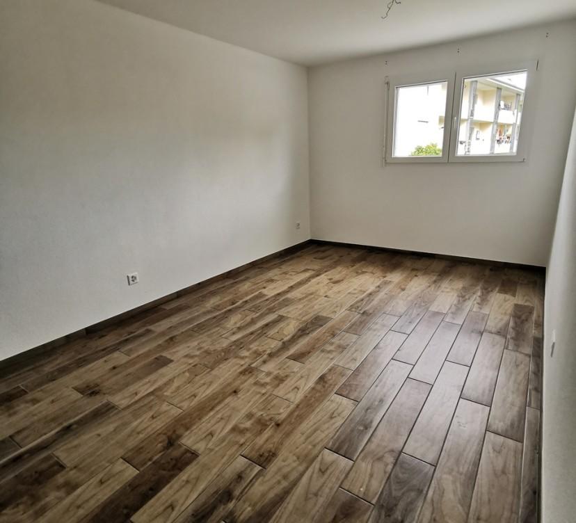 Appartement 4½ pièces rez